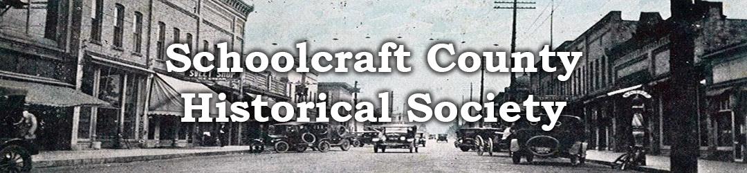 Schoolcraft County Historical Society Logo